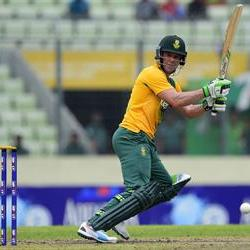 AB rested for ODI series against Bangladesh