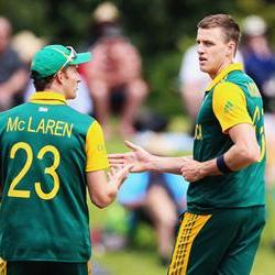 Mackie happy to be back in Proteas setup