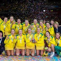 Australia wins third straight World Cup title