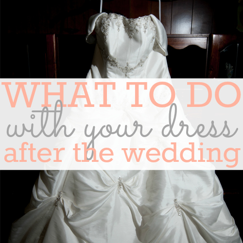 8 Things To Do With Your Wedding