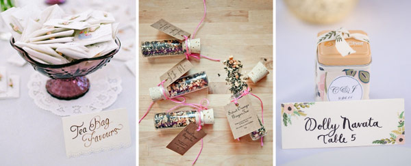 The Wedding Planner - 10 Wedding favours on a tight budget OFM