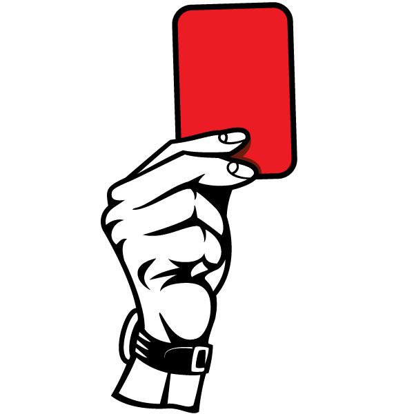 The Siesta Community Red Card