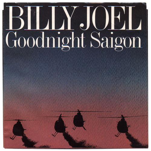 ... Billy Joel, originally appearing on his 1982 album The Nylon Curtain