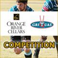 Win with Orange River Cellars & Griqua Rugby!
