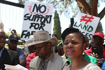 Afasa hands over petition to Government | Agriculture News Article