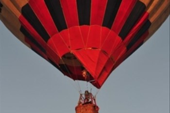 Hot air ballon accident investigated | News Article