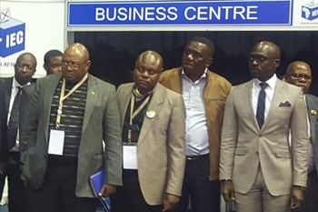 National results operations centre opened | News Article