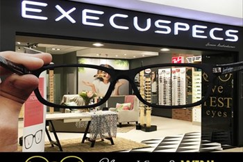 "WIN with the Execuspecs ""I Spy"" Competition!"