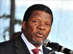 "Nkwinti statements ""shocking"" and ""worrying"" 