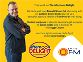The Best Of The Afternoon Delight 20 Feb - 24 Feb 2017  | Blog Post