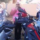 Bikers for Nelson Mandela Day 2014