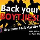 UFS-Shimlas vs NWU-Pukke Varsity Cup Final - 13 April 2015