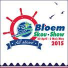Jay and Lianie at Bloem Show - 29 April 2015