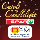 SPAR OFM Carols by Candlelight, Bloemfontein, 1 December 2012