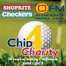 Shoprite Checkers OFM Chip 4 Charity Kimberley 12 April 2013