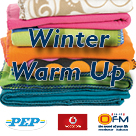 Winter Warm Up Hand Over with Pep, Vodacom and OFM - 3 July 2013