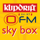 Klipdrift OFM Sky box:  Toyota Cheetahs vs Blues 6 July 2013