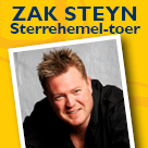 Zak Steyn 'Sterrehemel' tour - Bethlehem - 23 August 2013