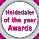 Heidedaler of the Year Awards - 01 November 2014 - Bloemfontein