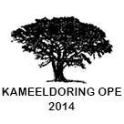 Kameeldoring Ope 24-25 January 2014