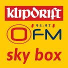 Klipdrift OFM Sky box - Toyota Cheetahs vs Vodacom Blue Bulls - 26 September 2014