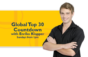 Global Top 30 Countdown