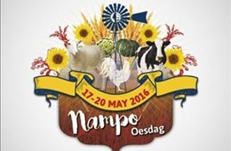 Nampo Oesdag/Harvest Day 2016