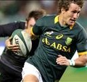 Goosen to concentrate on fullback | News Article