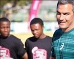 Powell puts Bloem boys through their paces | News Article