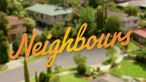 What Makes A Good Neighbour