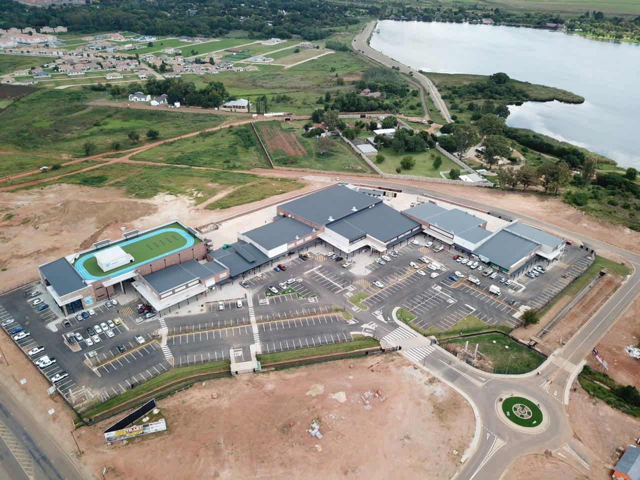 New Vyfhoek shopping centre in Potchefstroom