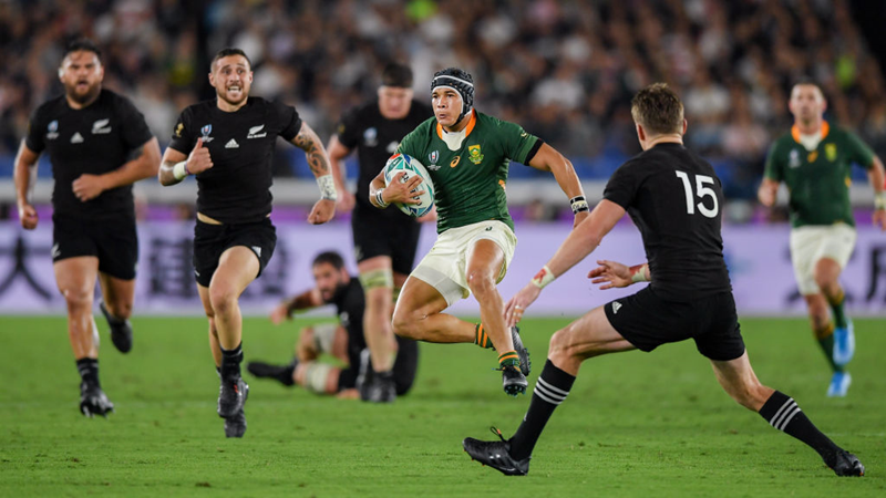 Boks hope Kolbe will be fit to face the All Blacks | News Article