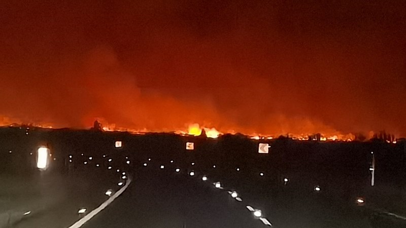 Major NC #fire spreads into FS   News Article