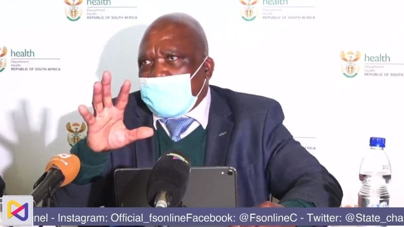 Phaahla urges South Africans to vaccinate ahead of #Elections2021   News Article