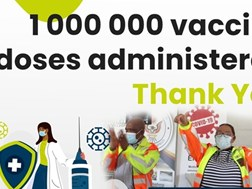 #OwnYourLife: FS reaches a million #Covid19 vaccinations   News Article