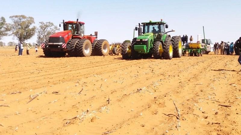 Koue bring reën na Noord-Kaapse winterreënvalgebiede  | News Article