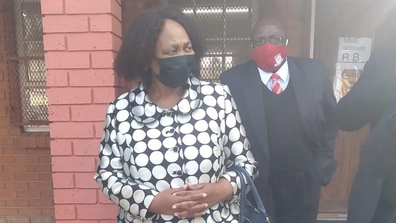 Motshekga weighs in on pit latrines    News Article