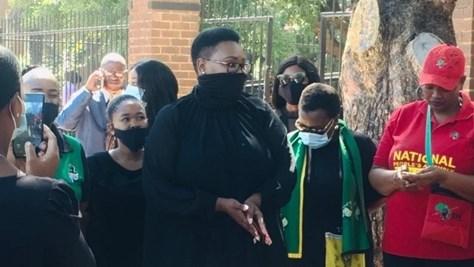#GBV: State opposes bail for SABC presenter's estranged husband | News Article