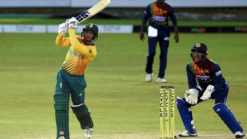 Proteas claim series whitewash in emphatic style   News Article