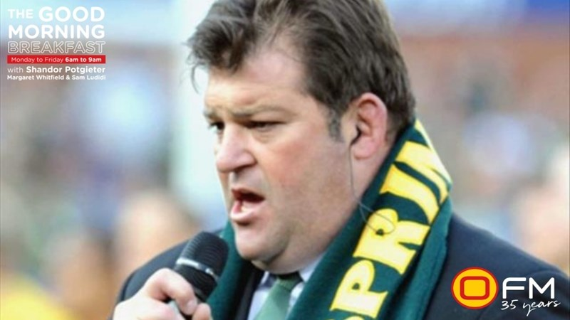 """Toks van der Linde: """"...we can win the 2nd Test"""" 