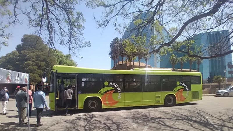 Mangaung roads in spotlight as Hauweng buses kick in | News Article
