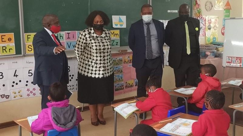 Motshekga confident over FS #SchoolsReopening - VIDEO | News Article