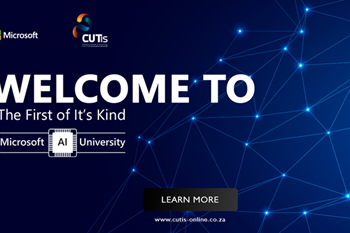 Central University of Technology - 1st Microsoft AI university in SA! | Blog Post