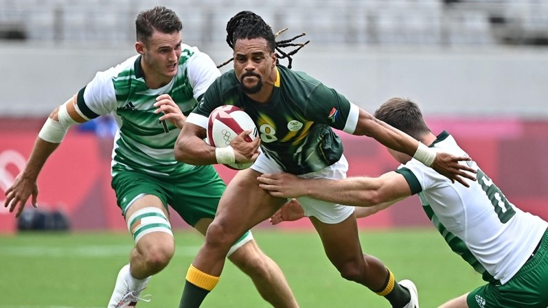 Davids to join Blitzboks in Canada   News Article