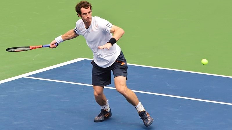 Andy Murray reunited with lost 'smelly' shoes, wedding ring   News Article