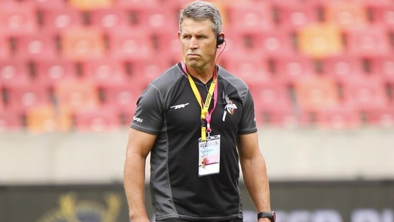 Ixias appoint former Bok as new head coach   News Article