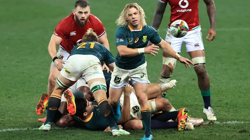 Boks sweating over Faf   News Article