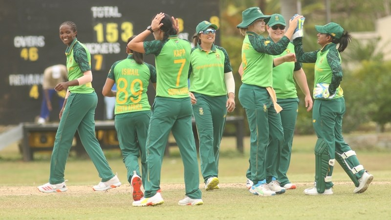 Proteas claim the ODI series in the Caribbean | News Article