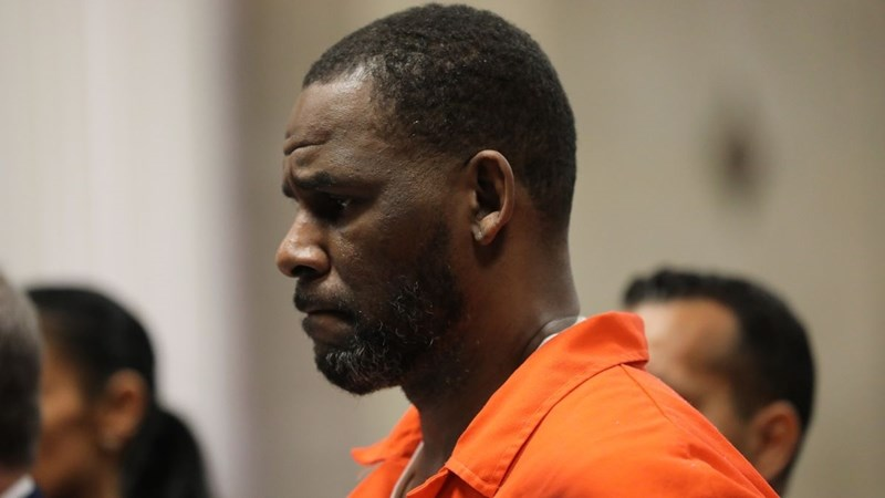 R Kelly found guilty | News Article
