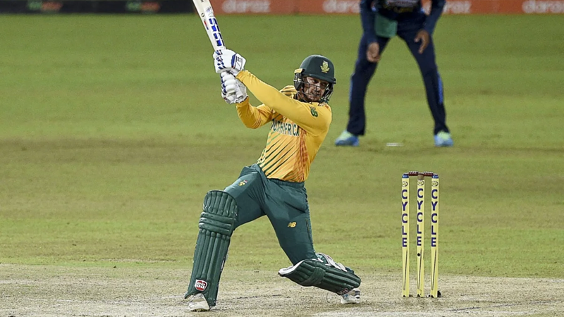 I've got a great feeling about this team - De Kock | News Article